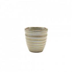 Sosiera inalta Terra Porcelain Grey 160ml DP-PG5