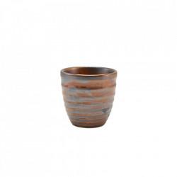 Sosiera inalta Terra Porcelain Rustic Copper Dip Pot 160ml DP-PRC5