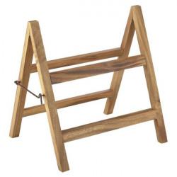 Stand lemn prajituri 38x30x40cm WDS1213