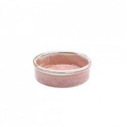Vas cuptor Terra Porcelain Rose 10cm TD-PRS10