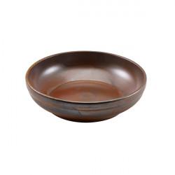 Bol coupe Terra Rustic Copper 20cm CB-PRC20
