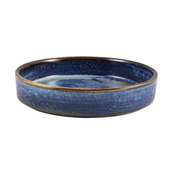 Bol prezentare Terra Porcelain Aqua Blue 20.5cm PB-PBL21