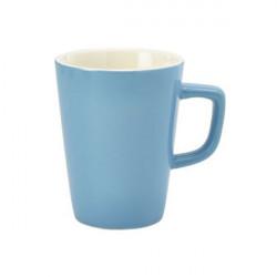 Cana mug Genware Porcelain 34cl Blue 322135BL