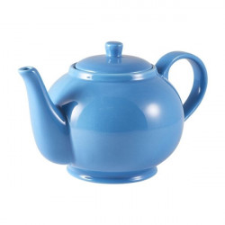 Ceainic Terra Genware Porcelain 45cl Blue 393945BL