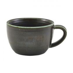 Ceasca cafea Terra Porcelain Cinder Black 28.5cl CUP-PBK28