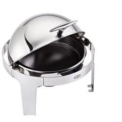 Chafing Dish rotund gaz-electric 47x47x45 cm Venus P5001
