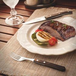 Cutit steak SL ascutit Tramontina brown set 12 buc 21411095