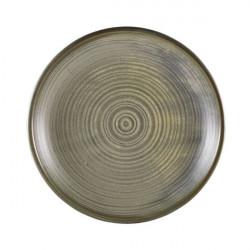Farfurie adanca Terra Porcelain Matt Grey 25cm DC-PMG25
