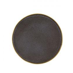 Farfurie plata 33cm Bronze Gold Stone 37004083