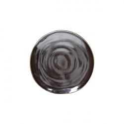 Farfurie suport Organica Bronze Material 18 cm OC002185577