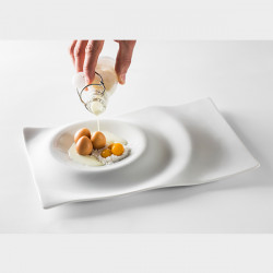 Platou dining Pordamsa 32x23 cm V0750-0900MAT