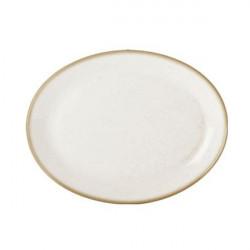 Platou oval Oatmeal 30x23cm 112131OA