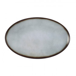 Platou servire Fantastic Turquoise 40x25,5 cm M5379 736319