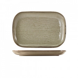 Platou Terra Porcelain Grey 29 x 19.5cm RP-PG29