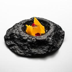 Showplate Crater Pordamsa 22 cm XGLAS-401