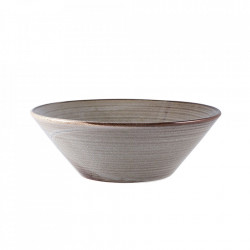 Bol conic Terra Porcelain Grey 19.5cm CN-PG19