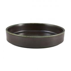 Bol prezentare Terra Porcelain Black 20.5cm PB-PBK21