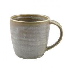 Cana Terra Porcelain Matt Grey 32cl MUG-PMG32