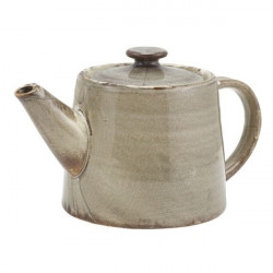Ceainic Terra Porcelain Smoke Grey 50cl TP-PG50