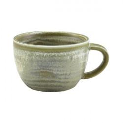 Ceasca cafea Terra Porcelain Matt Grey 28.5cl CUP-PMG28
