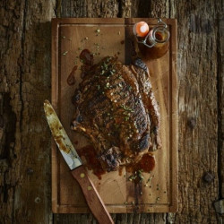 Cutit steak wood set 12 buc STK-LWD