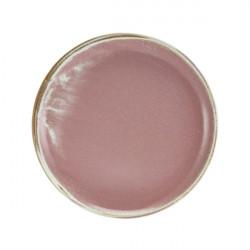 Farfurie coupe Terra Porcelain Rose 27.5cm CP-PRS27