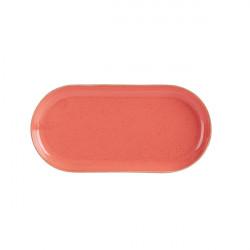 Platou oval rotunjit Coral 32x20 cm 118132CO