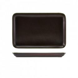 Platou servire Terra Porcelain Black30 x 20cm NR-PBK32