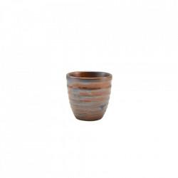 Sosiera Terra Porcelain Rustic Cooper 8.5cl DP-PRC3