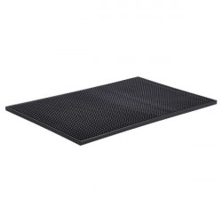 Barmat & Service Negru 45x30cm 10601-03