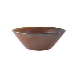 Bol conic Terra Porcelain Rustic Copper 14cm CN-PRC14
