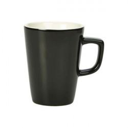Cana mug Genware Porcelain 34cl Black 322135BK