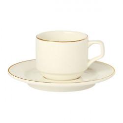 Ceasca espresso Academy Event Gold Band 90ml A312108GB