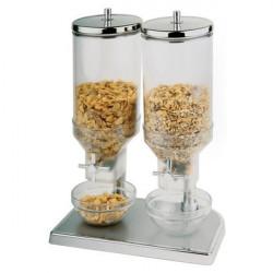 Dispenser cereale dublu 22x 35x 52cm 11807