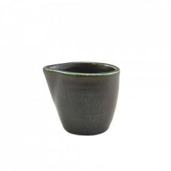 Latiera Terra Porcelain Black 9cl JUG-PBK9