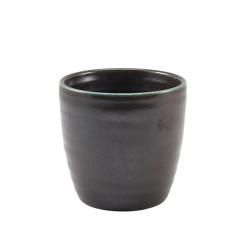 Pahar cartofi Terra Porcelain Black 32cl/11.25oz CC-PBK32