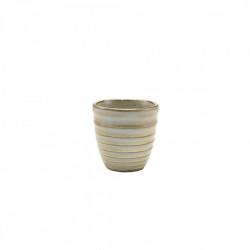 Sosiera inalta Terra Porcelain Grey 85ml DP-PG3