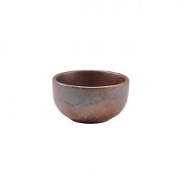 Bol mic Terra Porcelain Rustic Copper 11.5cm BW-PRC11