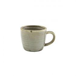 Ceasca espresso Terra Porcelain Smoke Grey 9cl CUP-PG9
