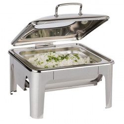 Chafing Dish GN 2/3 placa de inductie 12323