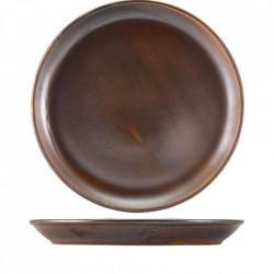 Farfurie coupe Terra Porcelain Rustic Copper 30,5 cm CP-PRC30