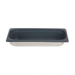 GN 1/3 65mm Gastronom inox silicon gri SG0020