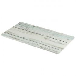 Platou melamina wood vintage GN 1/3 MEL13-WDW
