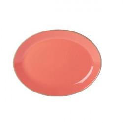 Platou oval Coral 30 cm 112131CO