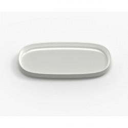 Platou oval servire Bonna Hygge 21x10cm B928284