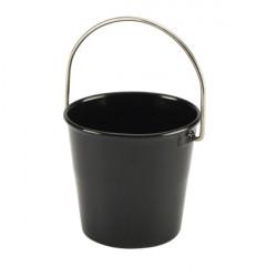 Ramekin mini galetusa 50ml negru SSB4BK