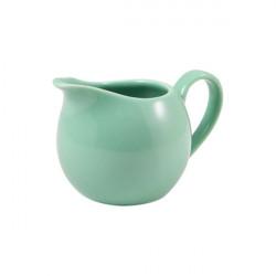 Recipient lapte Genware Porcelain 14cl Green 373114GR