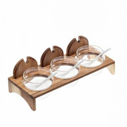 Set borcane dulceata 29,5x12,5x5h S5031