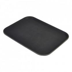 Tava rectangulara bar neagra 46x37cm GG1418BLK
