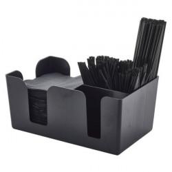 Bar Caddy negru 24X15X11cm BC05-03